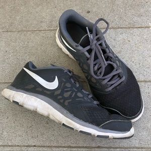Nike Flex Supreme TR4 sneakers Black Grey boys
